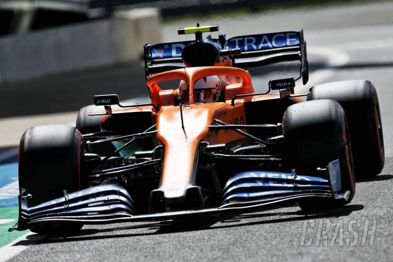 """Norris senang dengan P5 setelah """"berkelahi"""" kualifikasi F1 GP Inggris"""