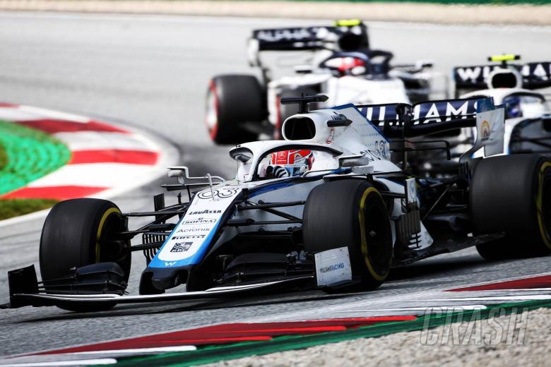 Kesalahan awal mengurai Russell, potensi Williams F1 di Austria
