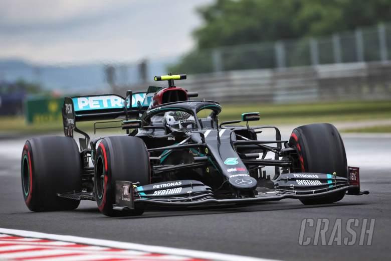 Bottas terkejut dengan buruknya kualifikasi GP Hungaria dari Red Bull