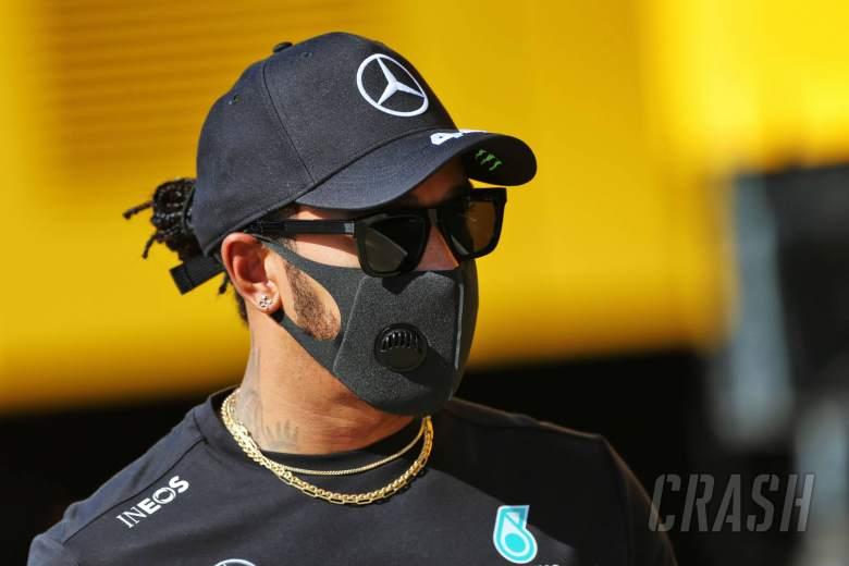 """Hamilton """"mengapresiasi"""" Grosjean setelah pembicaraan anti-rasisme F1"""