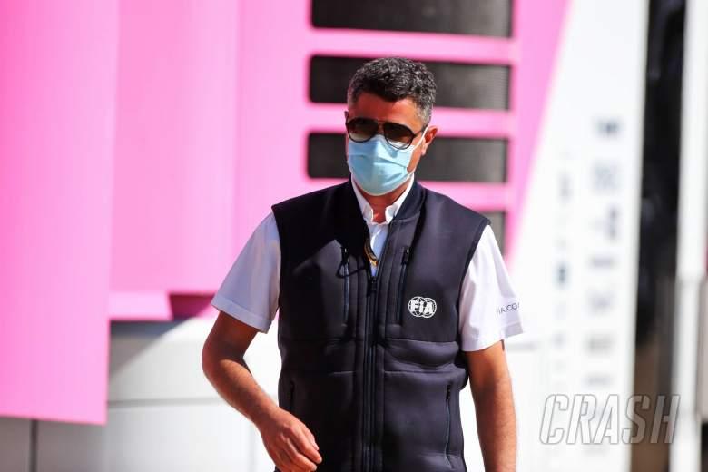 Michael Masi (AUS) FIA Race Director.