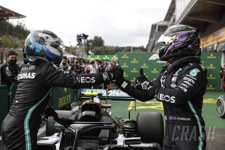 Bottas mengatakan defisit dari rekan setimnya di F1, Hamilton membuat saya kesal
