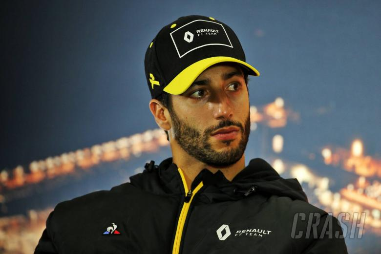 Ricciardo: I expected to be an F1 world champion by now