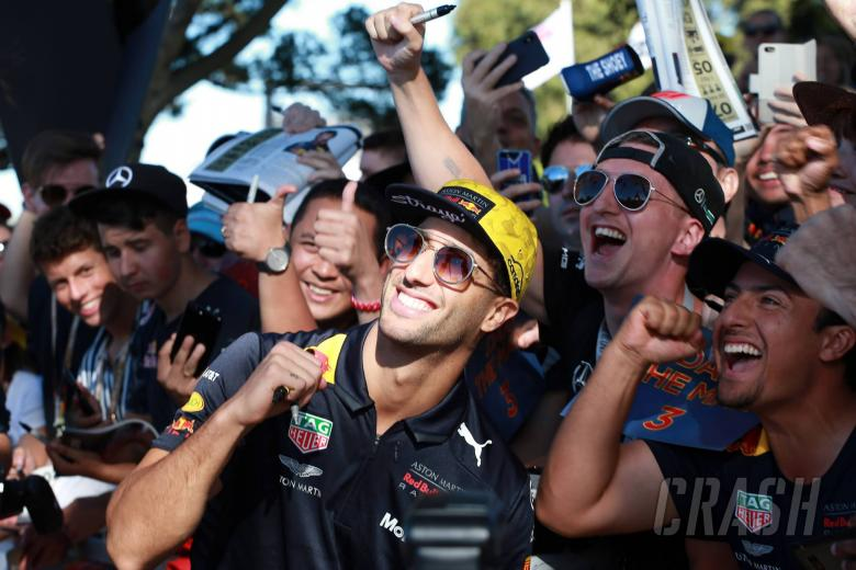 Happy days are here again in F1