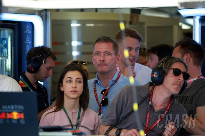"""Jos Verstappen: """"Max needs to think more"""""""