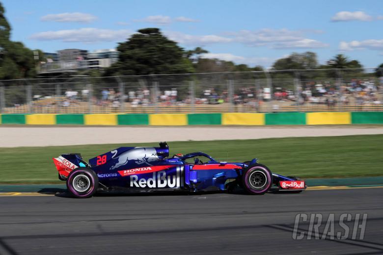 Honda menegaskan perubahan unit tenaga untuk kedua mobil Toro Rosso