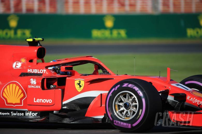 F1: Raikkonen on Halo: F1 car looks have no impact on driving
