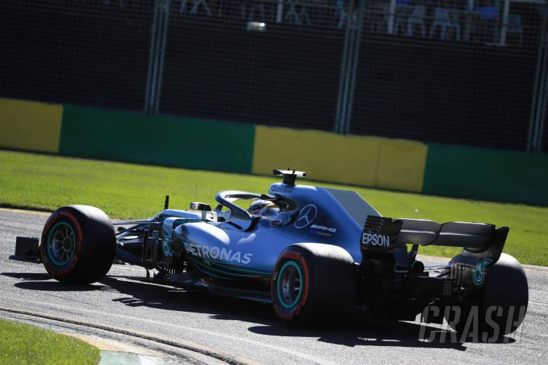 F1: F1 Australian GP - Qualifying results