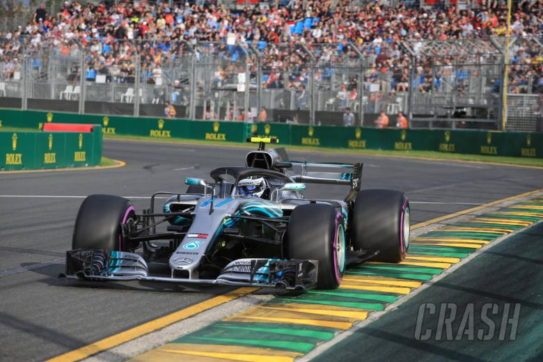 F1: Bottas: Mercedes 'not miles clear' of F1 field