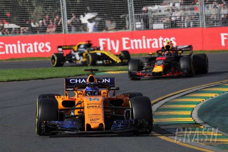 P5 'more or less as expected' for Alonso in Australia