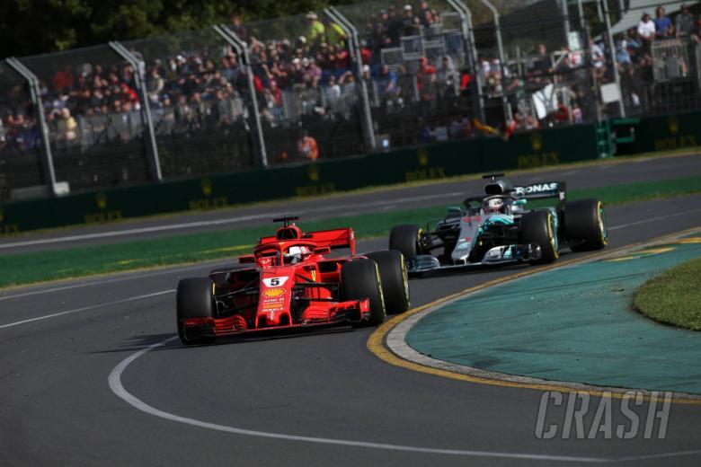 F1: Vettel: Ferrari taken a backwards step despite Australia win
