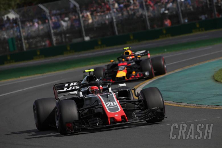 F1: Magnussen certain F1 overtaking issues circuit-dependent