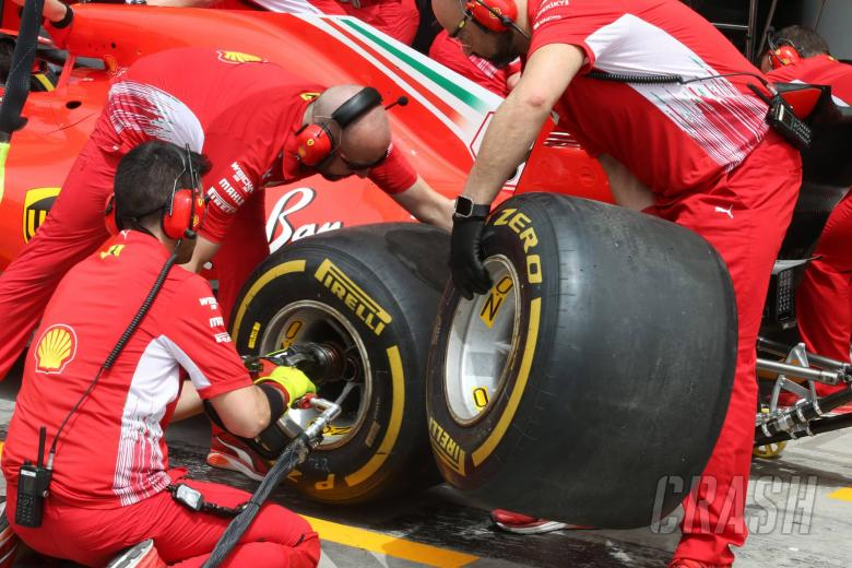 F1: FIA approves Pirelli changes to tyres for three races