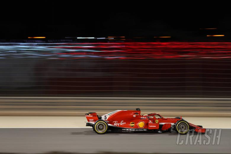 F1: Vettel: Ferrari has made progress in Bahrain