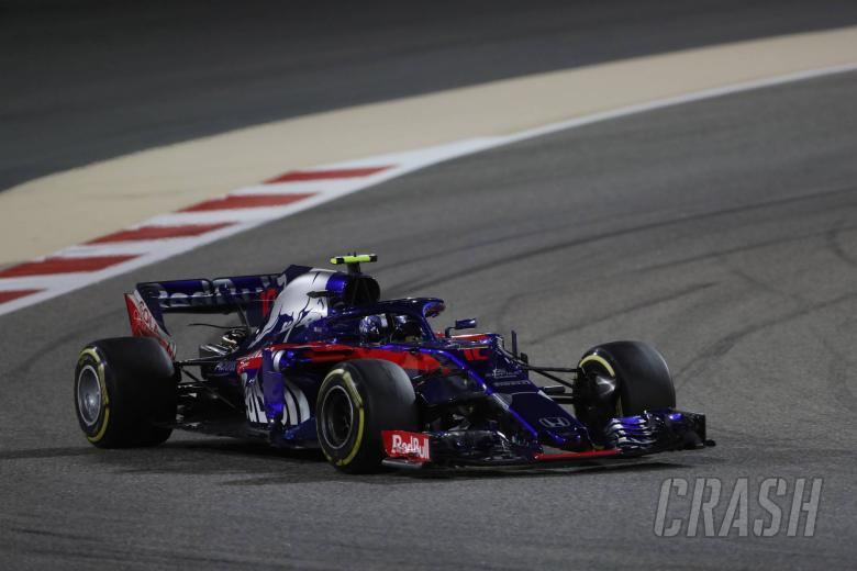 Gasly: 'motivating' P4 in Bahrain GP felt like a win for Toro Rosso