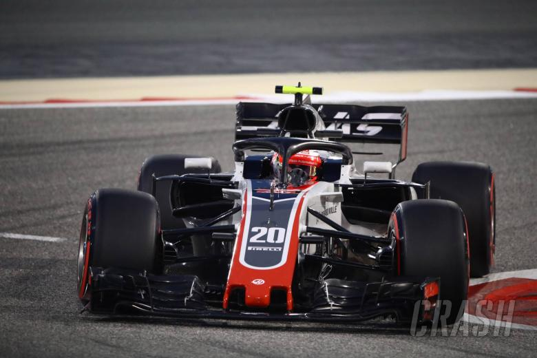 Magnussen 'proud' of Haas after fifth in Bahrain GP