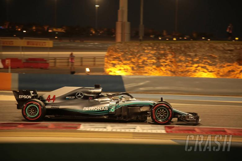 F1: Hamilton explains Mercedes pace problems