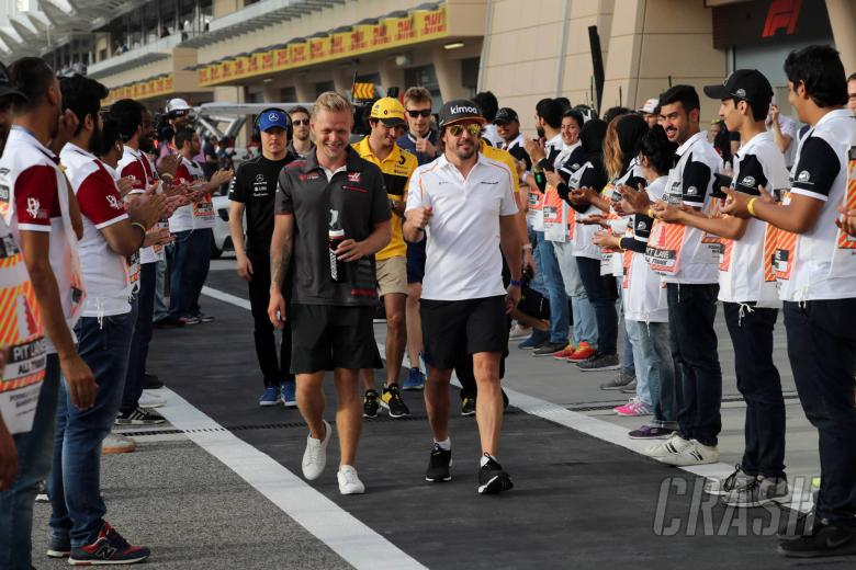 F1: Magnussen: Incidents with Alonso haven't damaged respect for him