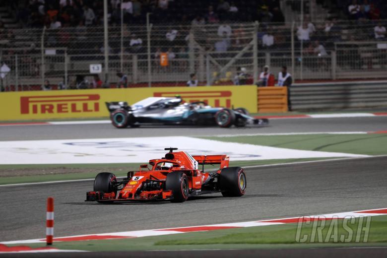 F1: Bahrain GP - Race results
