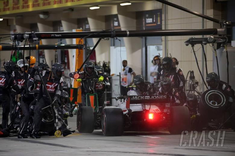 F1: Magnussen: F1 teams need to back off with pit stops