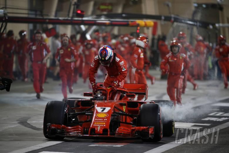 F1: Raikkonen questions F1 pit stop procedure after Bahrain accident