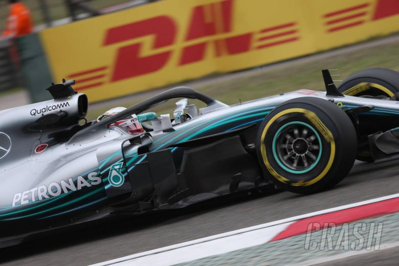 F1: Hamilton upbeat after productive China Friday F1 practice