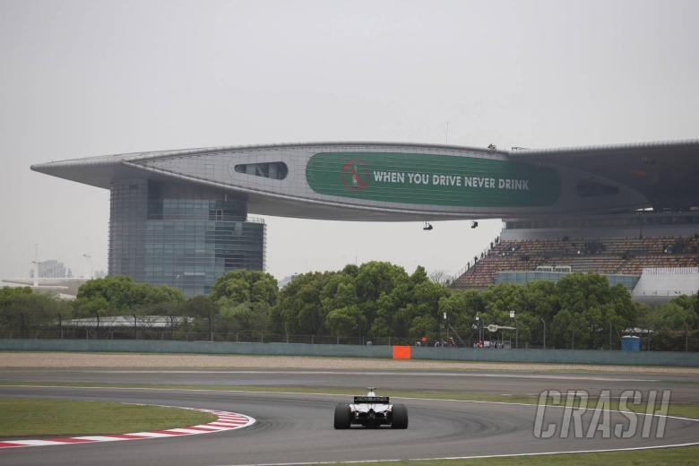 F1 Paddock Notebook - Chinese GP Friday