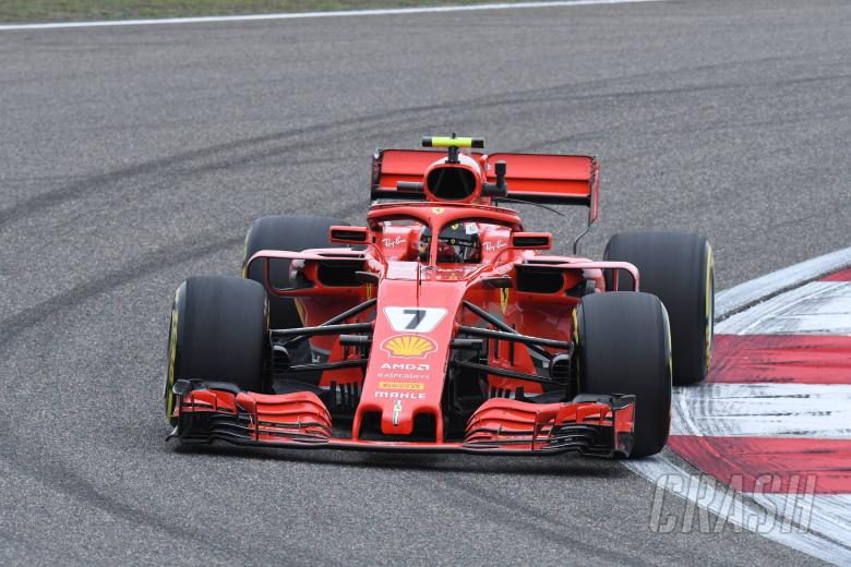 F1: 'Not good enough': Raikkonen disappointed after losing F1 pole
