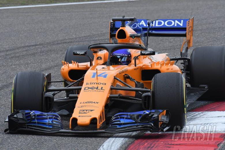 F1: Alonso not expecting 'radical' performance step for McLaren in Baku
