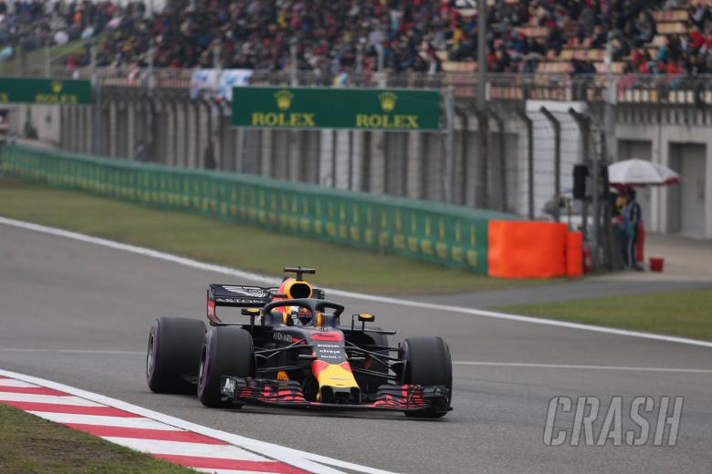 F1: Chinese Grand Prix - Race Results