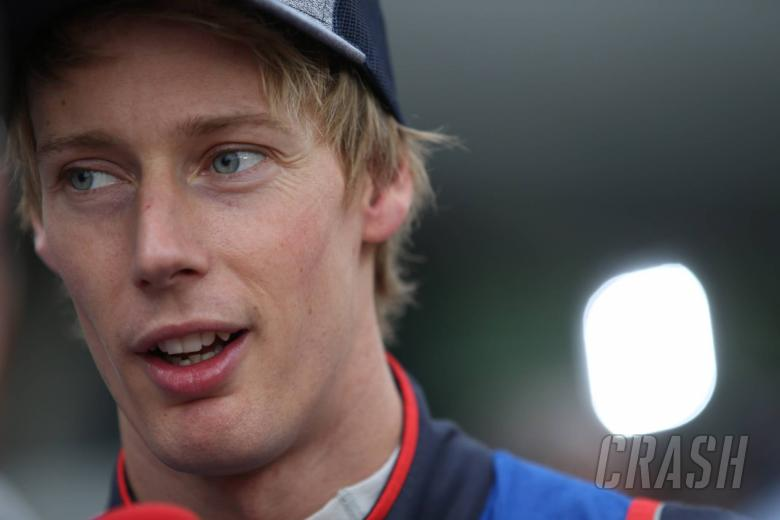 Hartley surprised by speculation about Toro Rosso F1 future