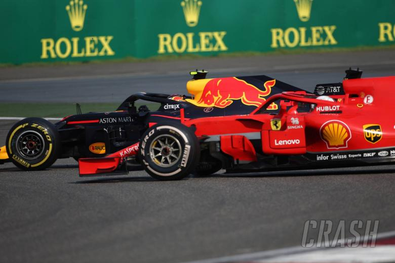 """F1: FIA penalty points will make Verstappen """"be more careful"""""""