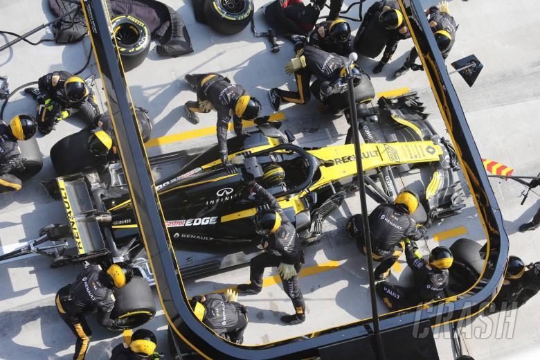 F1: Renault confirms engine upgrades for Barcelona