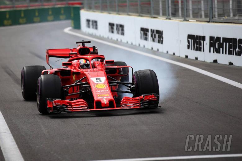 F1: Azerbaijan GP FP2 - As it happened