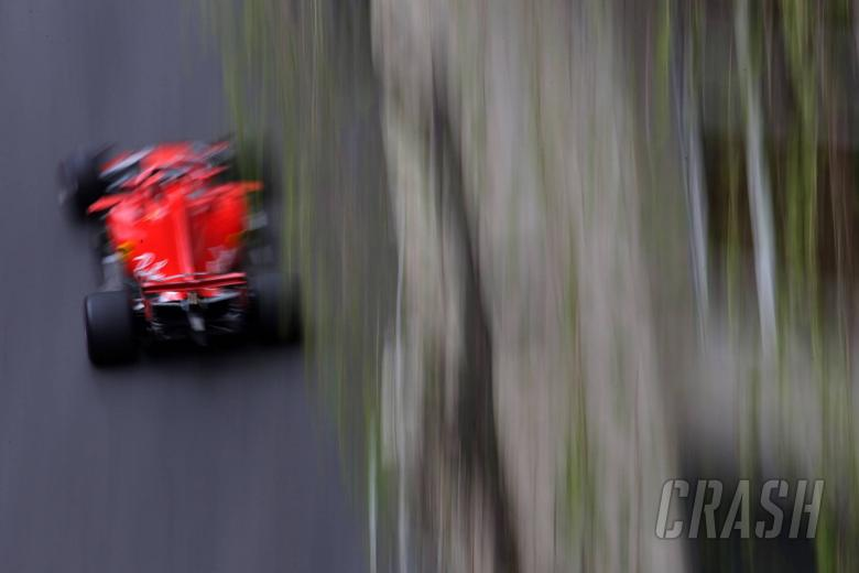 F1: Azerbaijan Grand Prix - Free practice 3 results