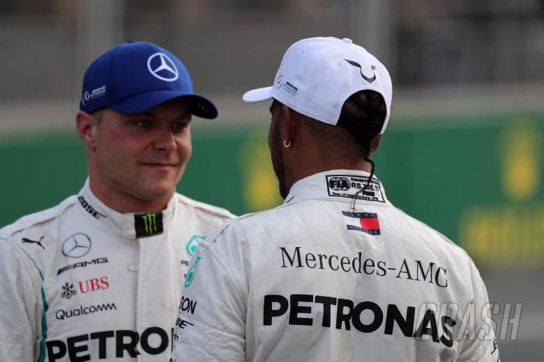 F1: Bottas hoped Hamilton would seal title after playing team game