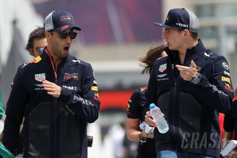 F1: Ricciardo, Verstappen brace for Red Bull warning