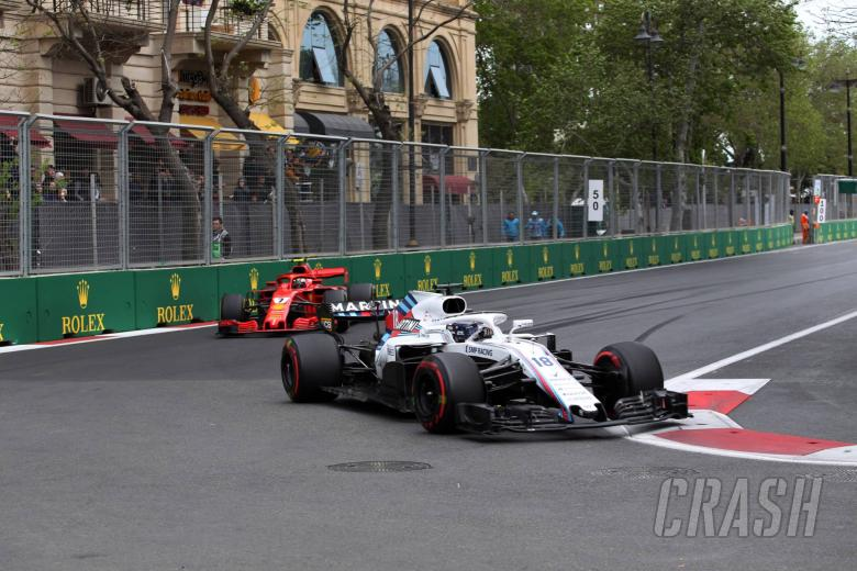 F1: Stroll: Williams can't assume Baku pace will continue in Spain