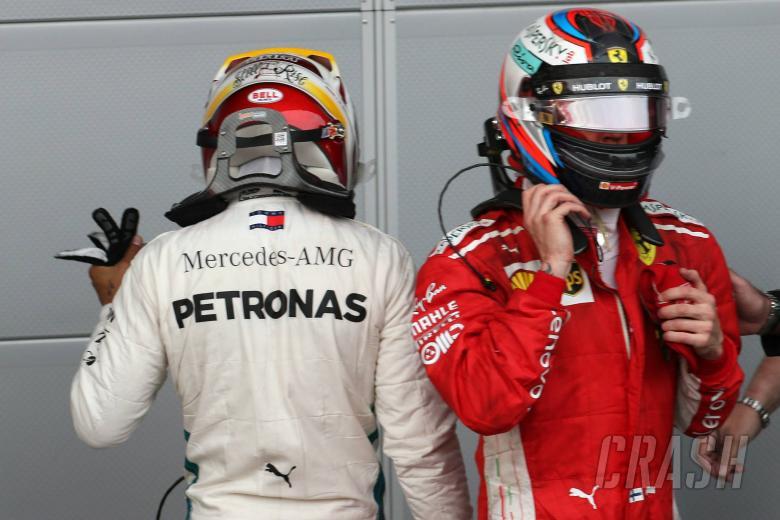 F1: Wolff questions Raikkonen, Hamilton clash 'deliberate or incompetence'
