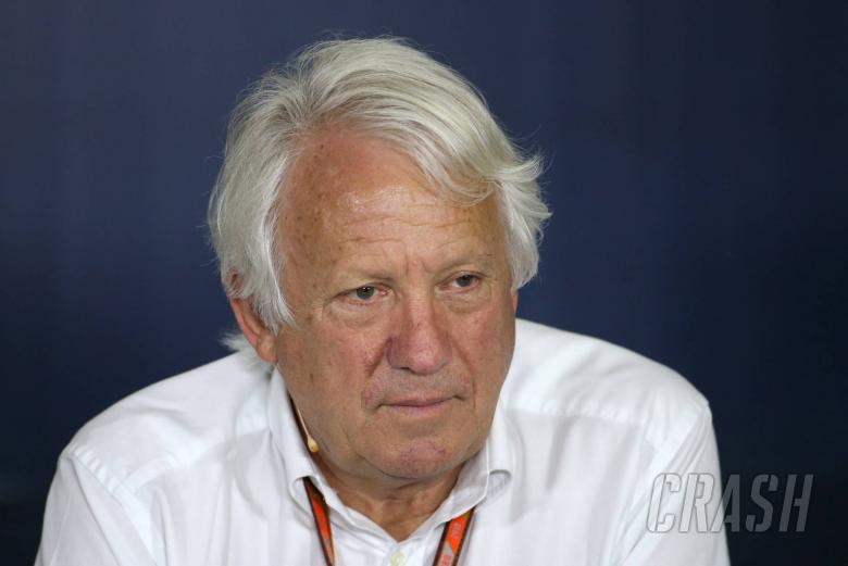 F1: F1 race director Charlie Whiting dies aged 66