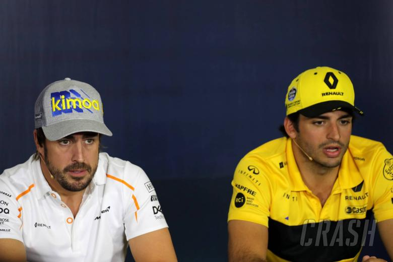 F1: Sainz: Partnering Alonso in F1 would be biggest ask