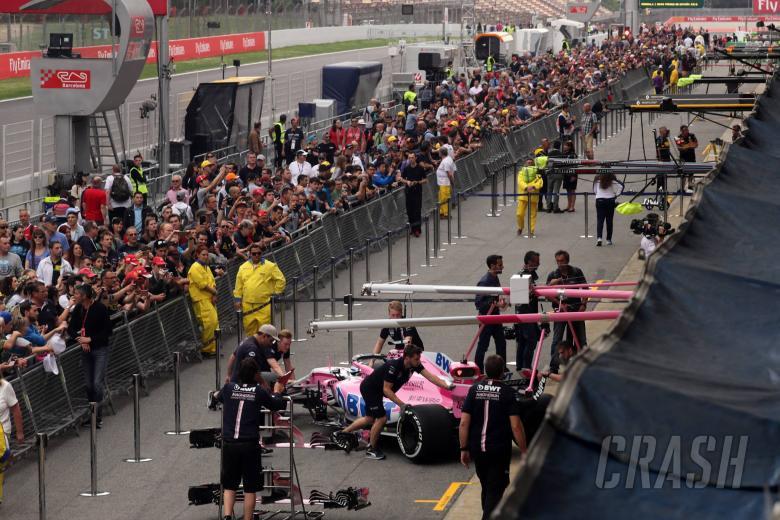 F1: F1 Paddock Notebook - Spanish GP Thursday