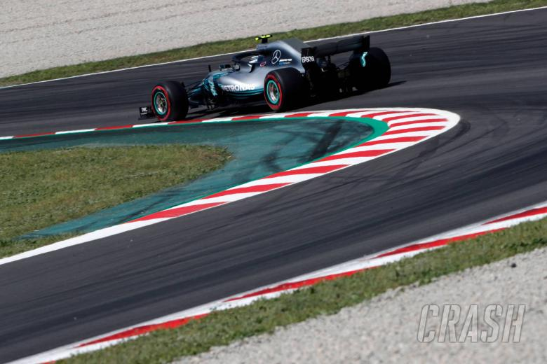 F1: How Bottas finished second in Spain on 'extremely marginal' F1 tyres