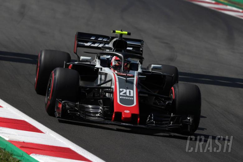 F1: Magnussen: P7 is pole position for us