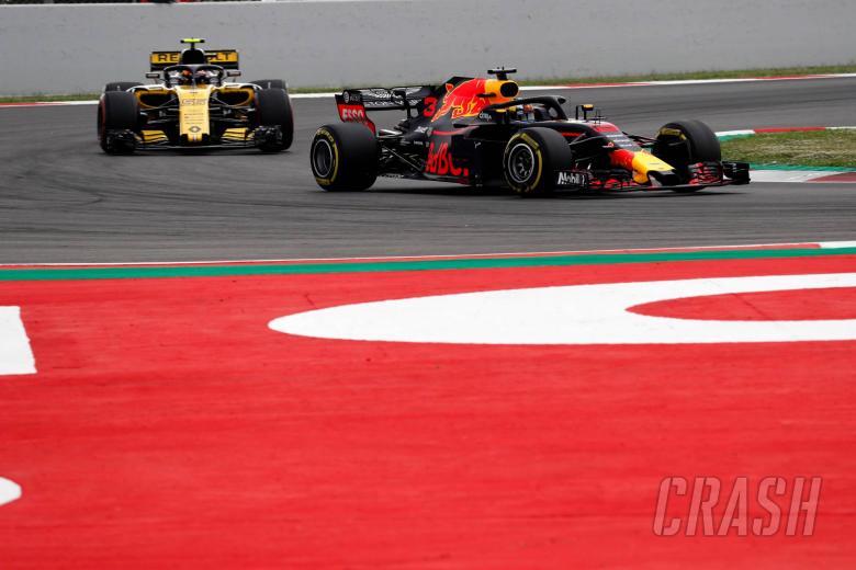 Official: Ricciardo moves to Renault for 2019