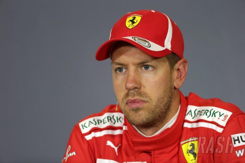 F1: Vettel claims F1 drivers are manipulating VSC