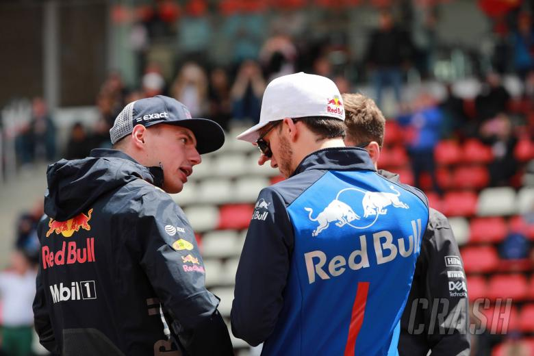 F1: Gasly: Verstappen most talented F1 driver