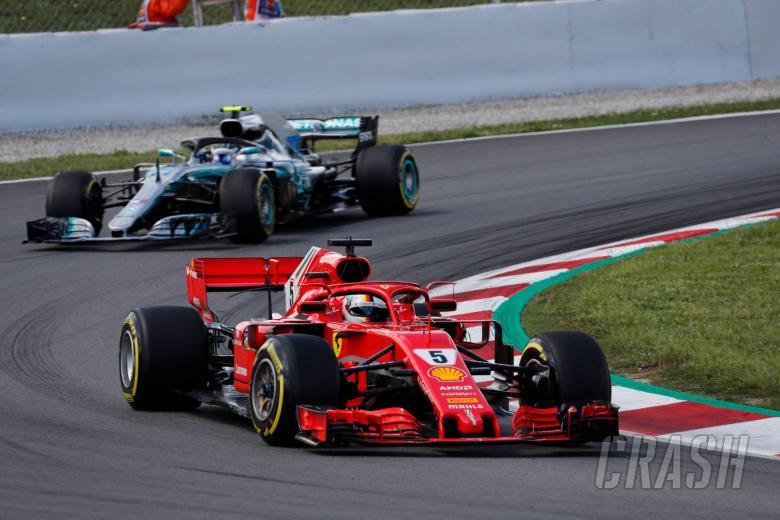 Vettel: Mercedes berada di atas angin