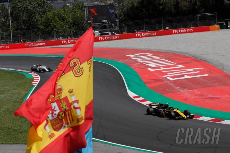 F1: Circuit de Catalunya responds to anthem controversy