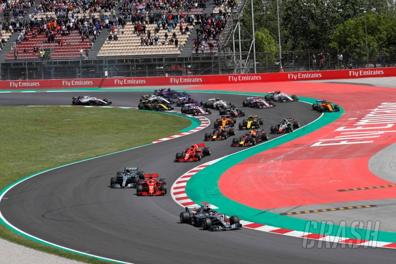 """2019 F1 regulations tweak """"a halfway house"""" to 2021"""